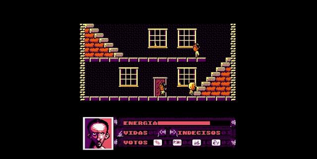 """4Mhz muestra nuevo gameplay y OST de """"Adiós a la casta"""", su próxima videoaventura para Amstrad"""