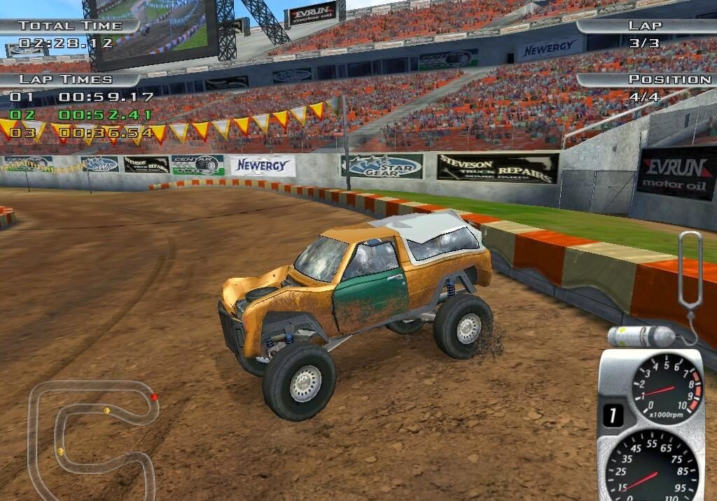 Tough Trucks Game Free Download Full Version For Pc