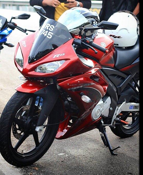 Yamaha Fz Front Upper Fairing