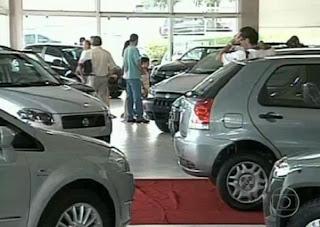 Preços dos carros mais vendidos no Brasil com o novo IPI