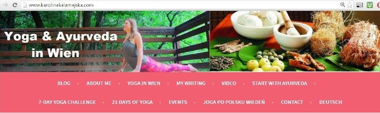 Mój blog po angielsku