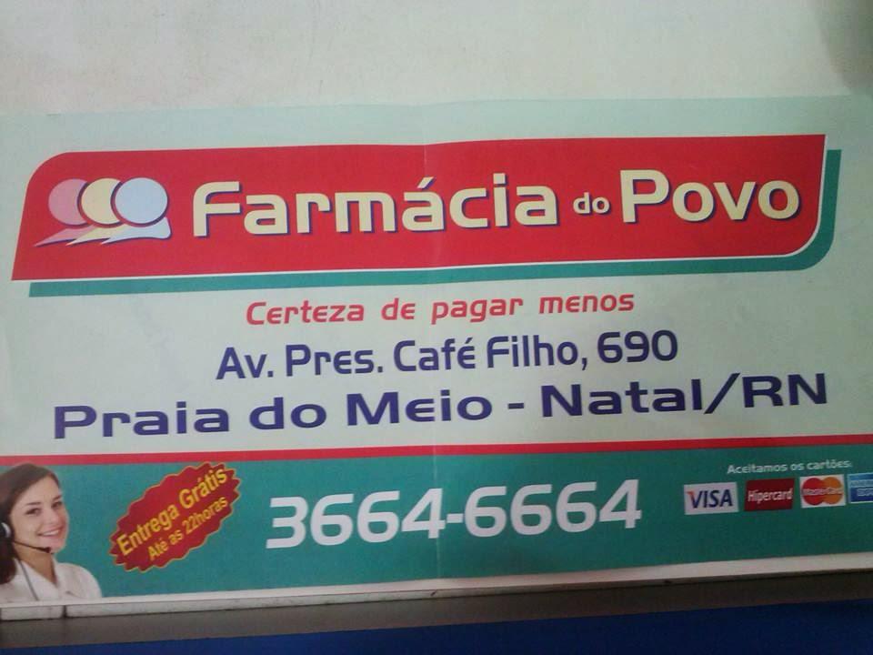 FARMÁCIA DO DO POVO
