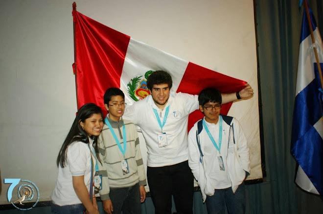 VII OIAB RIO CUARTO ARGENTINA 2013.