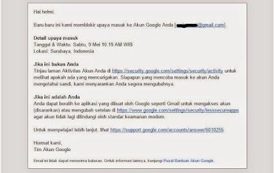 Cara menggunakan Email bomb || prodisi-unpkediri