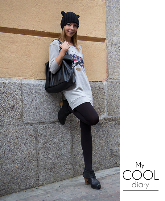 LOOK. ONCE UPON A TIME A PANTER u0026 A CAT ... | My Cool Diary u00b7 by Raquel Dalmau
