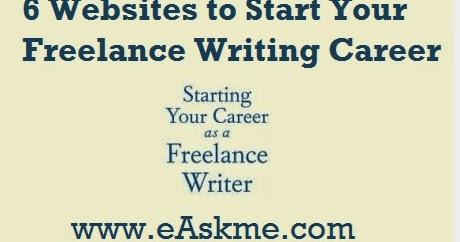 Best freelance writer websites