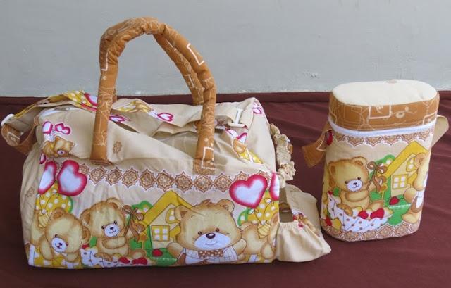 Tas Perlengkapan Bayi dan Botol TB011-1