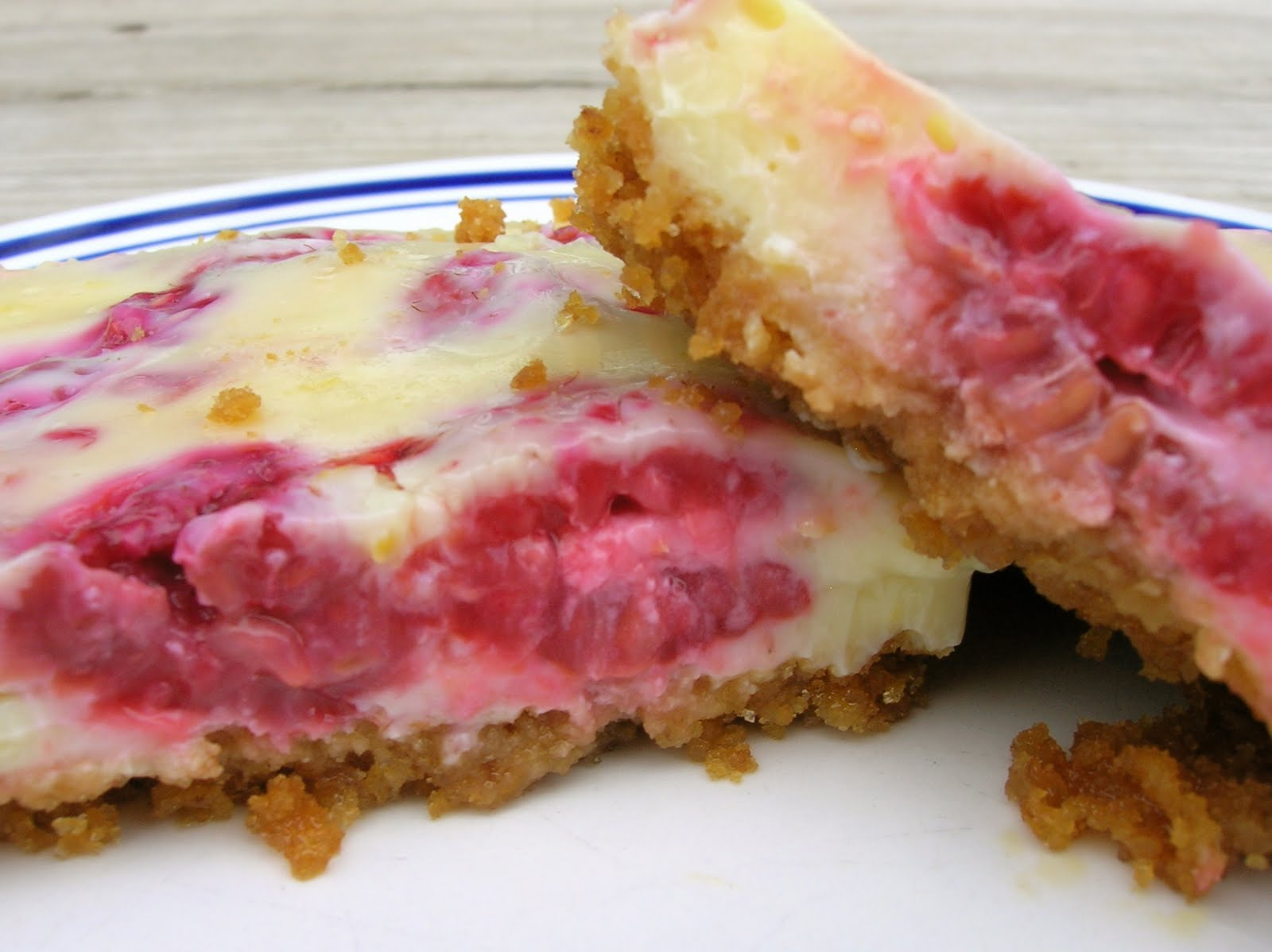 Lemon Raspberry Bars | Six Sisters' Stuff