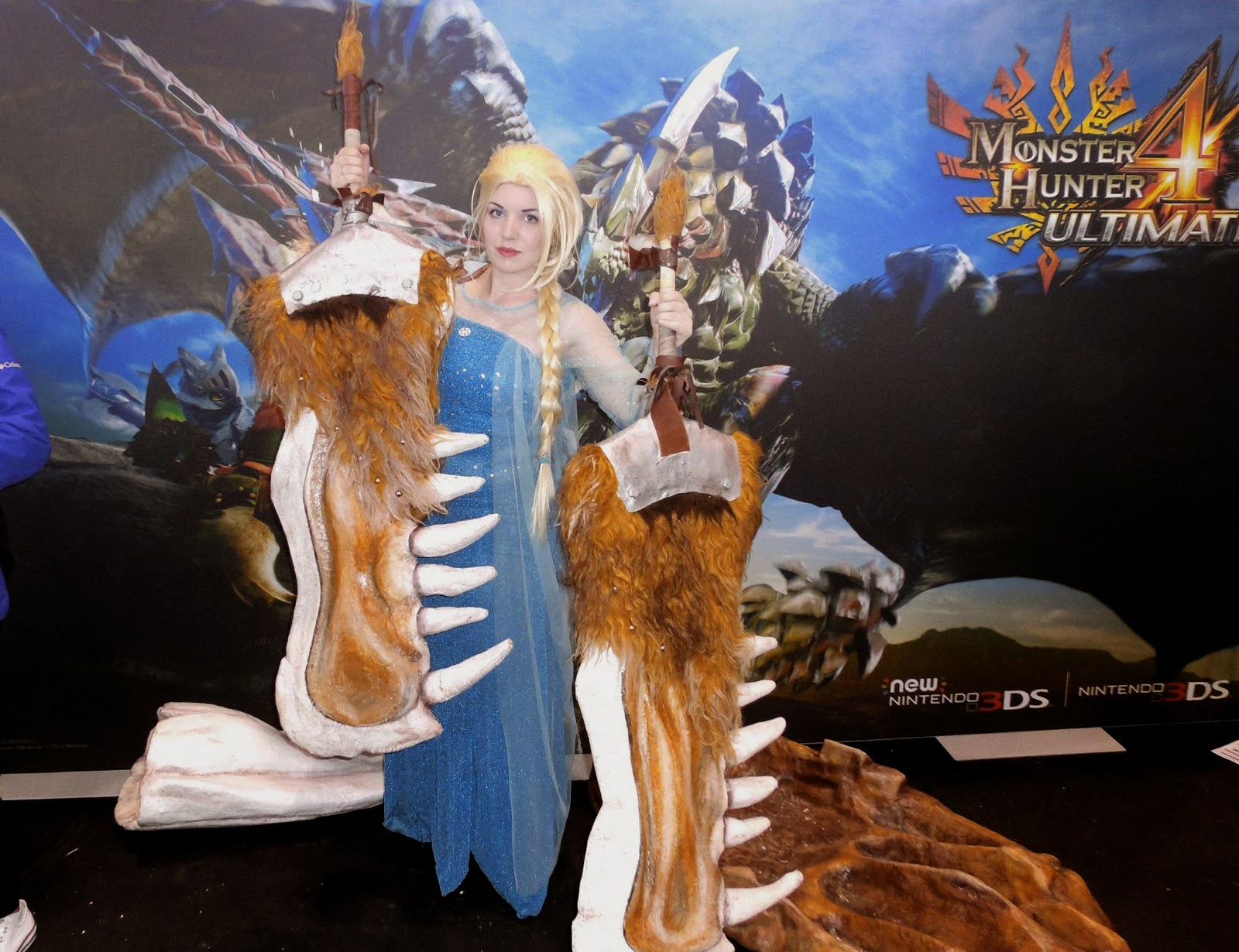 monster hunter 4 japan weekend