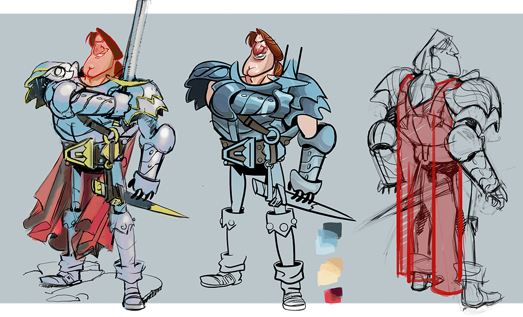 Character Design Course Free : Rick lacy character design class online workshop