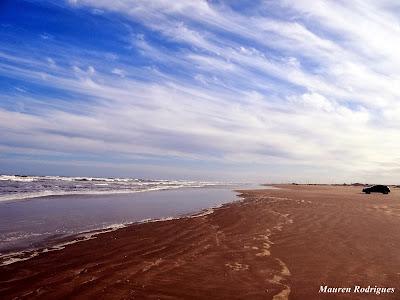 A Grandeza da Praia do Cassino