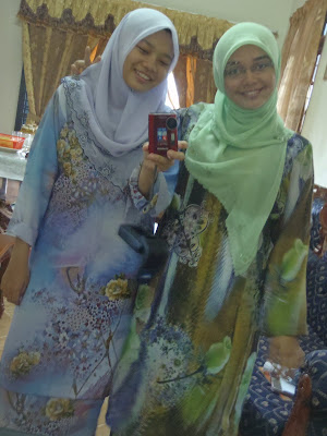 second day of hari raya!!!