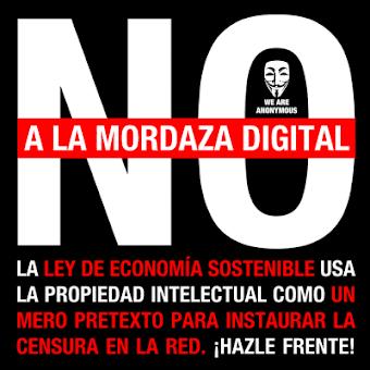 Stop SOPA/SINDE