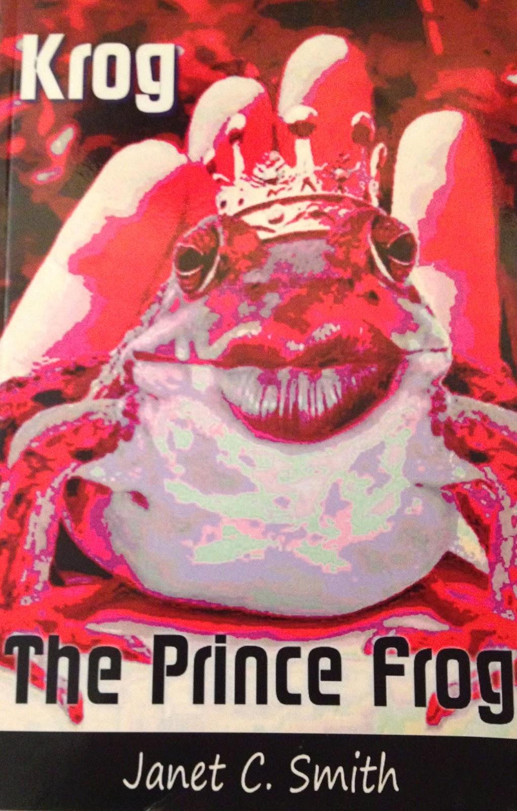 krog the frog prince