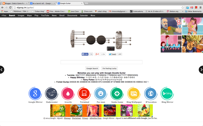 Google underwater mr doob - It Should Look Like