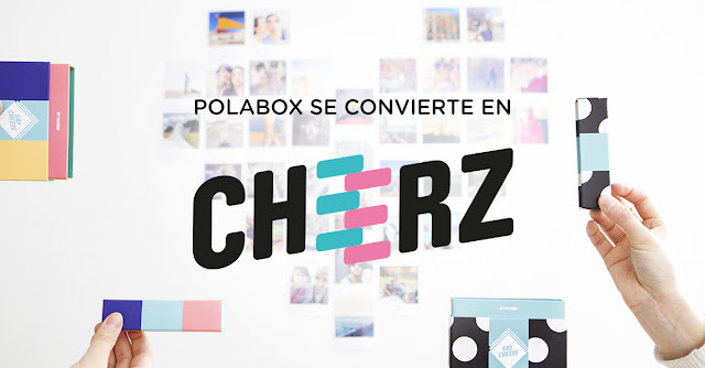 CHEERZ · imprime fotos desde tus dispositivos