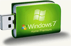 Windows 7 Pendrive