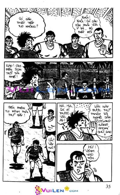 Jindodinho - Đường Dẫn Đến Khung Thành III Tập 63 page 35 Congtruyen24h