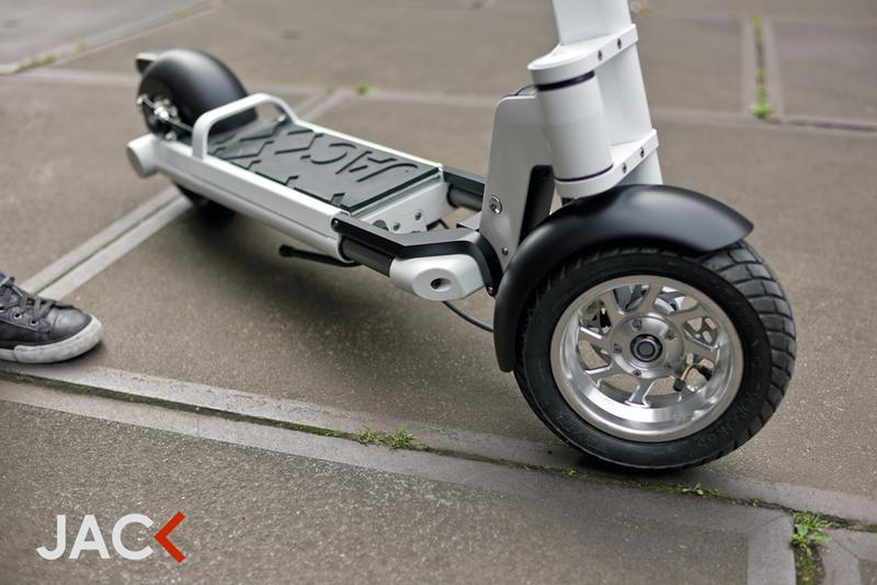 Wackyboards Jack Electric Scooter