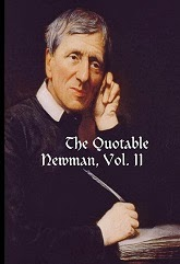RECENT BOOK (8-27-13): <i>The Quotable Newman, Vol. II</i>