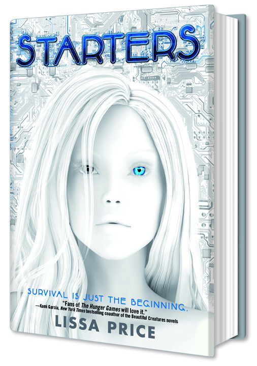 Librarian Tells All: Book Review: Starters by Lissa Price Has Old ...