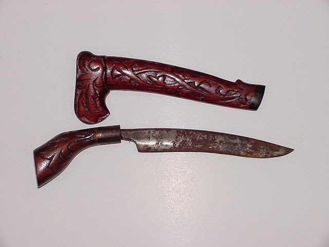 provinsi sumatera selatan senjata tradisional tombak trisula provinsi ...