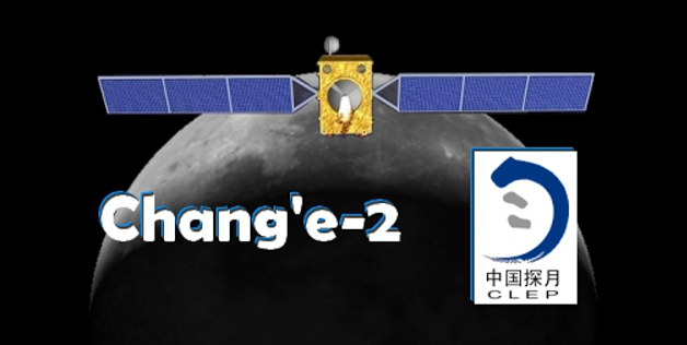 Chang'e-2. Credit: CLEP