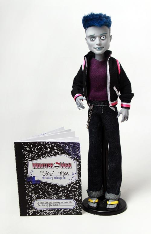 кукла монстер хай гил фото