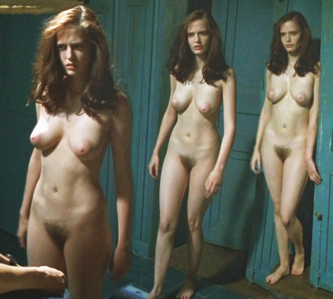 cunt and tits of Eva Green