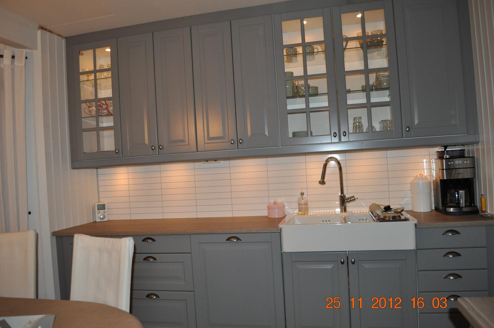 Gesimslist kjøkken – Materialvalg for baderomsmøbler