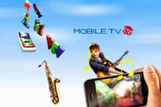 Đăng ký dịch vụ Mobile TV Mobifone