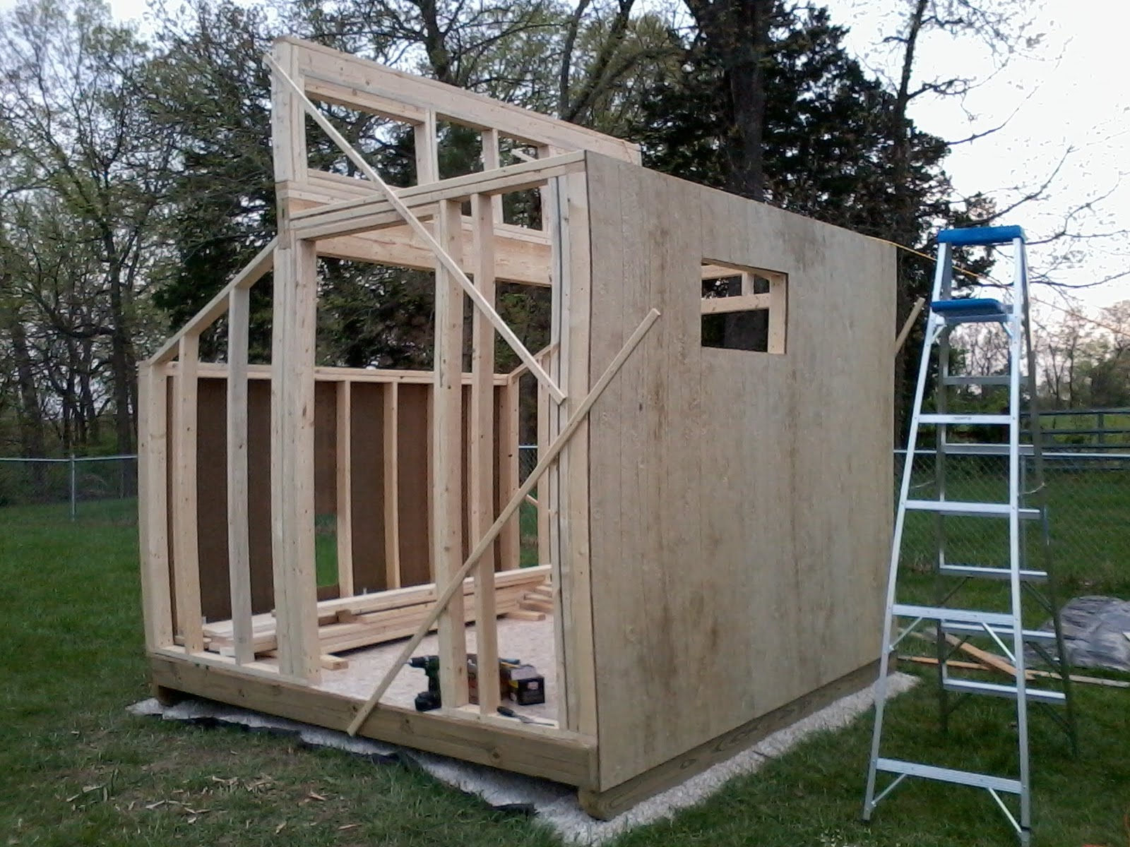 Inspiring Clerestory Shed 18 Photo House Plans 80035