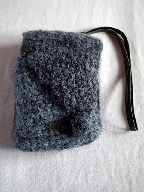 Crochet, Free Pattern, Camera