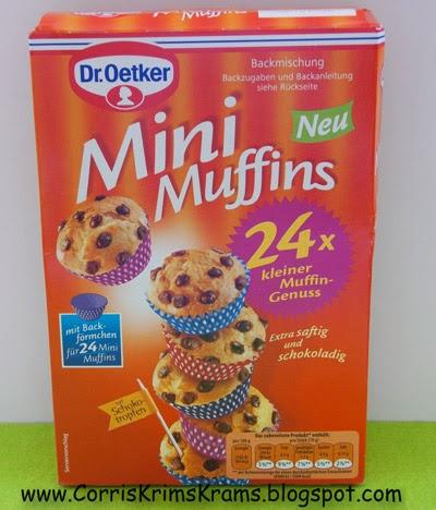 Backmischung, Brandnooz, Dr. Oetker, Muffins