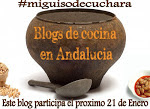 Reto de Enero Grupo Blogs de Cocina de Andalucia