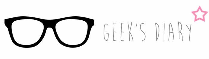 Geek's Diary