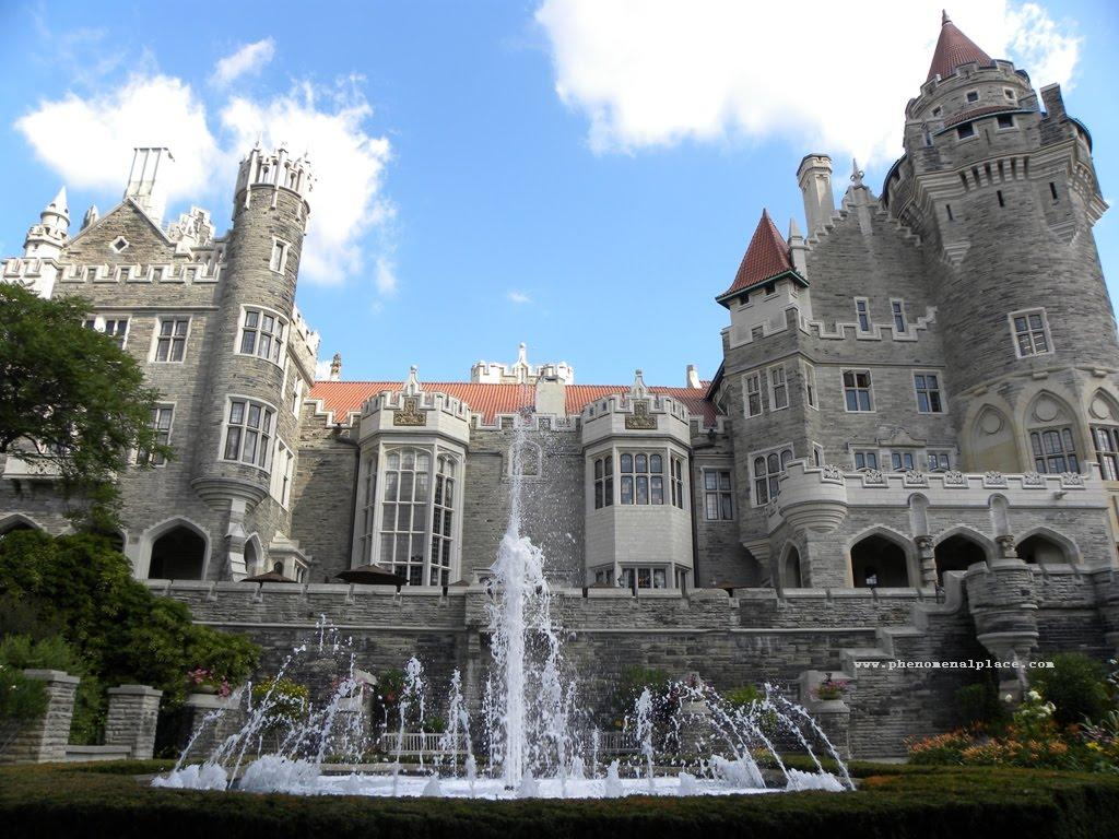 Casa Loma Castle In Toronto Places On The Planet You Must See