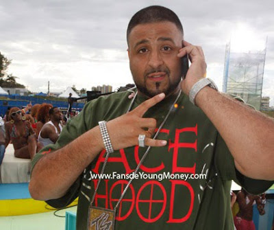 fotos raras de dj khaled