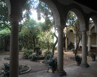 Patio de la Capilla