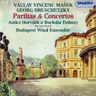 Partitas and Concertos for Harpsichord and Winds