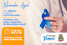Virmond - Novembro Azul