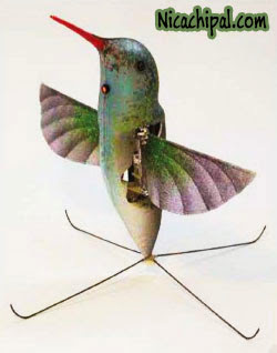 Hummingbird Spy camera for US military