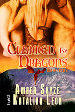 Claimed By Dragons available now!