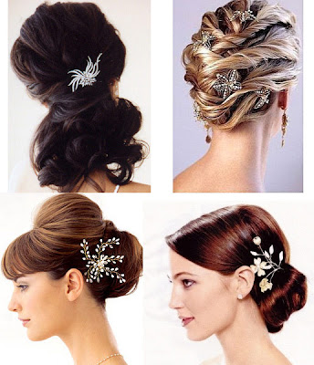 hairstyle fashion woman and man