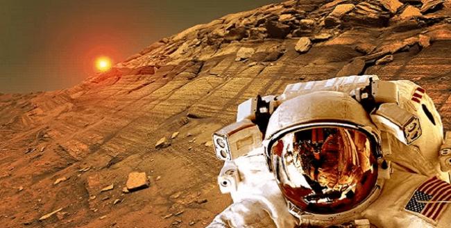 Σχετικά με το θέμα που πρώην υπάλληλος της NASA που ισχυρίστηκε ότι είδε ανθρώπους στον Άρη.