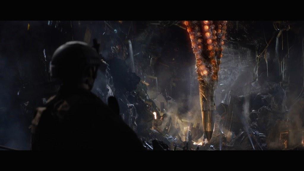 Gambar Telur Muto vs Godzilla 2014 Film Hollywood