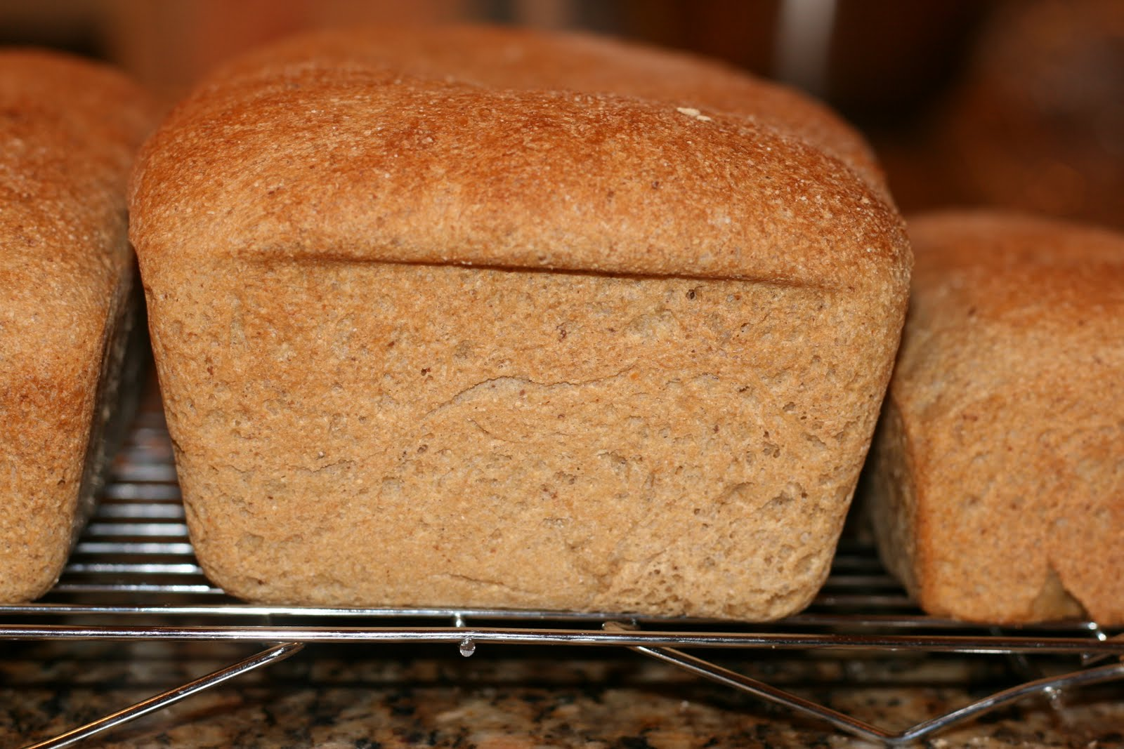 Find It, Love It, Share It: Honey Whole Wheat Bread