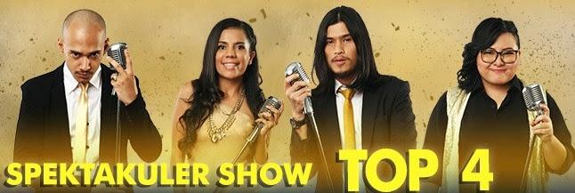 Lagu Indonesian Idol Spektakuler Show 2 Mei 2014