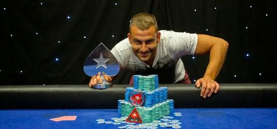 Rodrigo Espinosa Estrellas Poker Tour Marbella