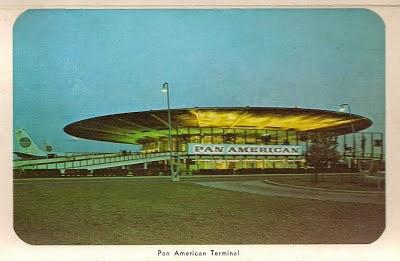 Waarom bandnaam Idlewild - JFK airport